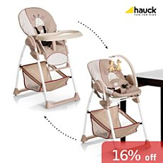 Hauck  high chair