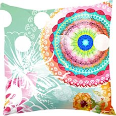Hip cotton sateen pillowcase