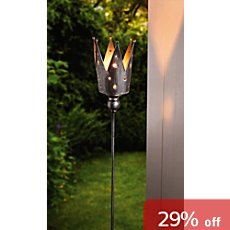 candle holder on stick