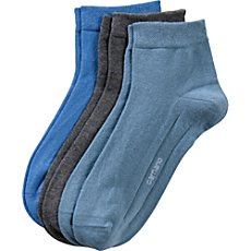 Camano  3-pk quarter socks