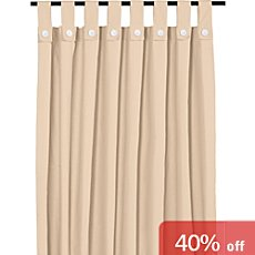 REDBEST  loop curtain