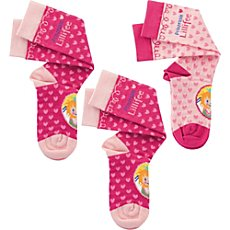 3-pk knee-high socks