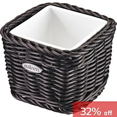 Saleen  bowl in the basket