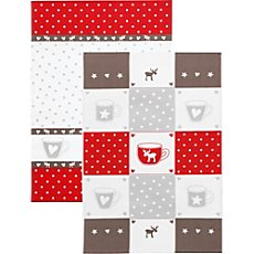 2-pk tea towels