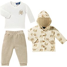 3-pc baby clothing set