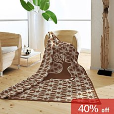 Bocasa by biederlack  home blanket
