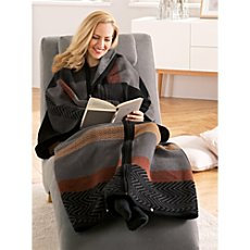 Bocasa by biederlack  blanket robe