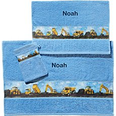 Kinderbutt  3-pc towel set incl. name embroidery