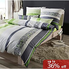 Erwin Müller Egyptian cotton sateen duvet cover set