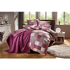 Estella cotton flannelette duvet cover set
