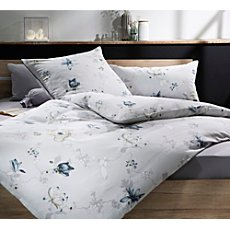 Irisette luxury cotton flannelette duvet cover set