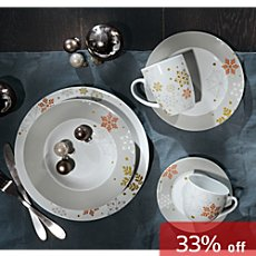 Gepolana  8-pc tableware set