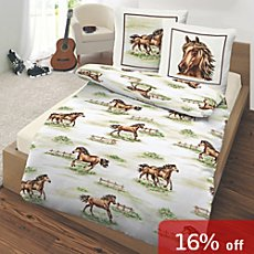 Kinderbutt duvet cover set