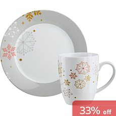 Gepolana  breakfast set, 8-parts