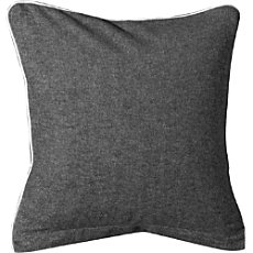 Biberna cotton flannelette cushion cover