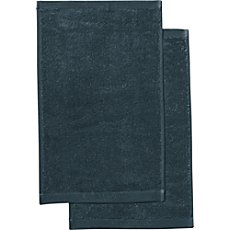 Pack of 2 Erwin Müller guest towels,