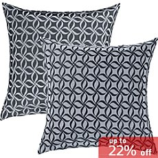 Erwin Müller  2-pk cushion covers