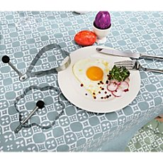 Westmark  2-pk fried egg ring mould
