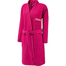Erwin Müller  bathrobe, short