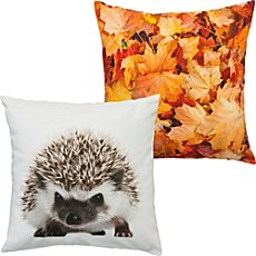 Erwin Müller cushion cover hedgehog