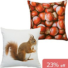 Erwin Müller cushion cover squirrel