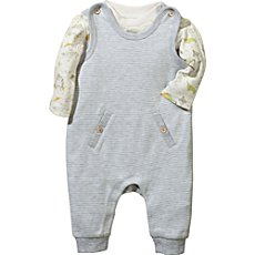 Dimo-Tex  dungarees set, 2-parts
