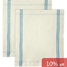 Erwin Müller  4-pk tea towels for glass