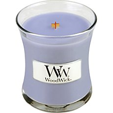 WoodWick scented candle Lavender Spa