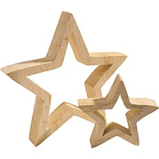 2-pk decoration stars