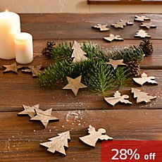 36-pc scatter decoration Christmas