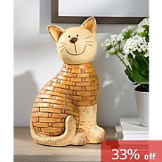 decoration figurine cat