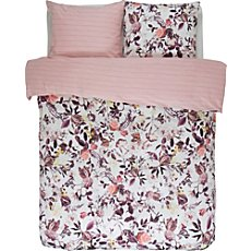 Essenza Egyptian cotton sateen reversible duvet cover set