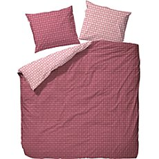 ESPRIT Egyptian cotton sateen reversible duvet cover set