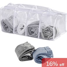 sock washing bag