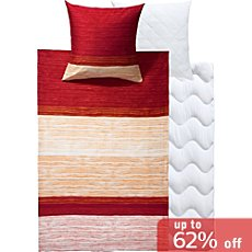 REDBEST cotton sateen 4-pc saving pack