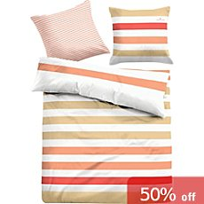 Tom Tailor cotton sateen duvet cover set
