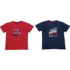 Kinderbutt  2-pk t-shirts