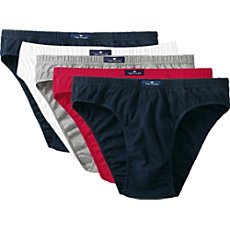 Tom Tailor  5-pk briefs
