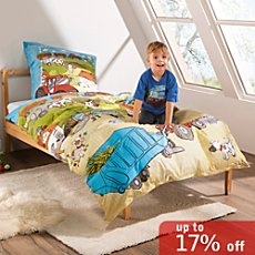 Kinderbutt Renforcé duvet cover set