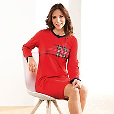 laritaM single jersey nightshirt