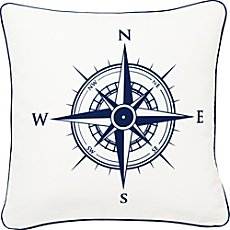 Erwiin Müller cushion cover compass