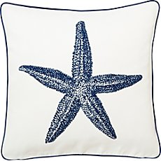 Erwin Müller cushion cover starfish