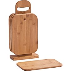 chopping board set, 7-parts