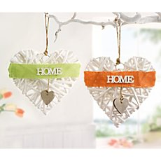 2-pk decoration hearts