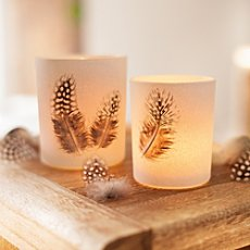 2-pc candle holder set