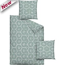 Dormisette Egyptian cotton sateen duvet cover set