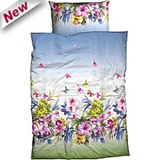 sister s. cotton sateen duvet cover set