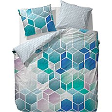Essenza cotton sateen duvet cover set