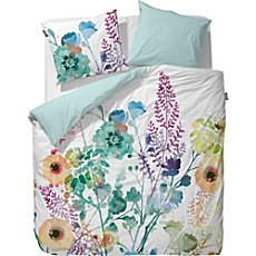 Essenza cotton sateen reversible duvet cover set