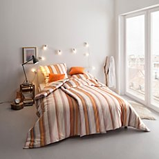 Estella Egyptian cotton sateen duvet cover set